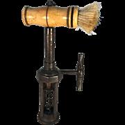 Rack & Pinion Four Poster King's Screw Corkscrew