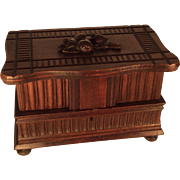 Black Forest Swing-out Jewelry Box