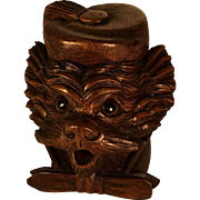 Black Forest Dog Inkwell