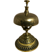 English Brass Desk Bell