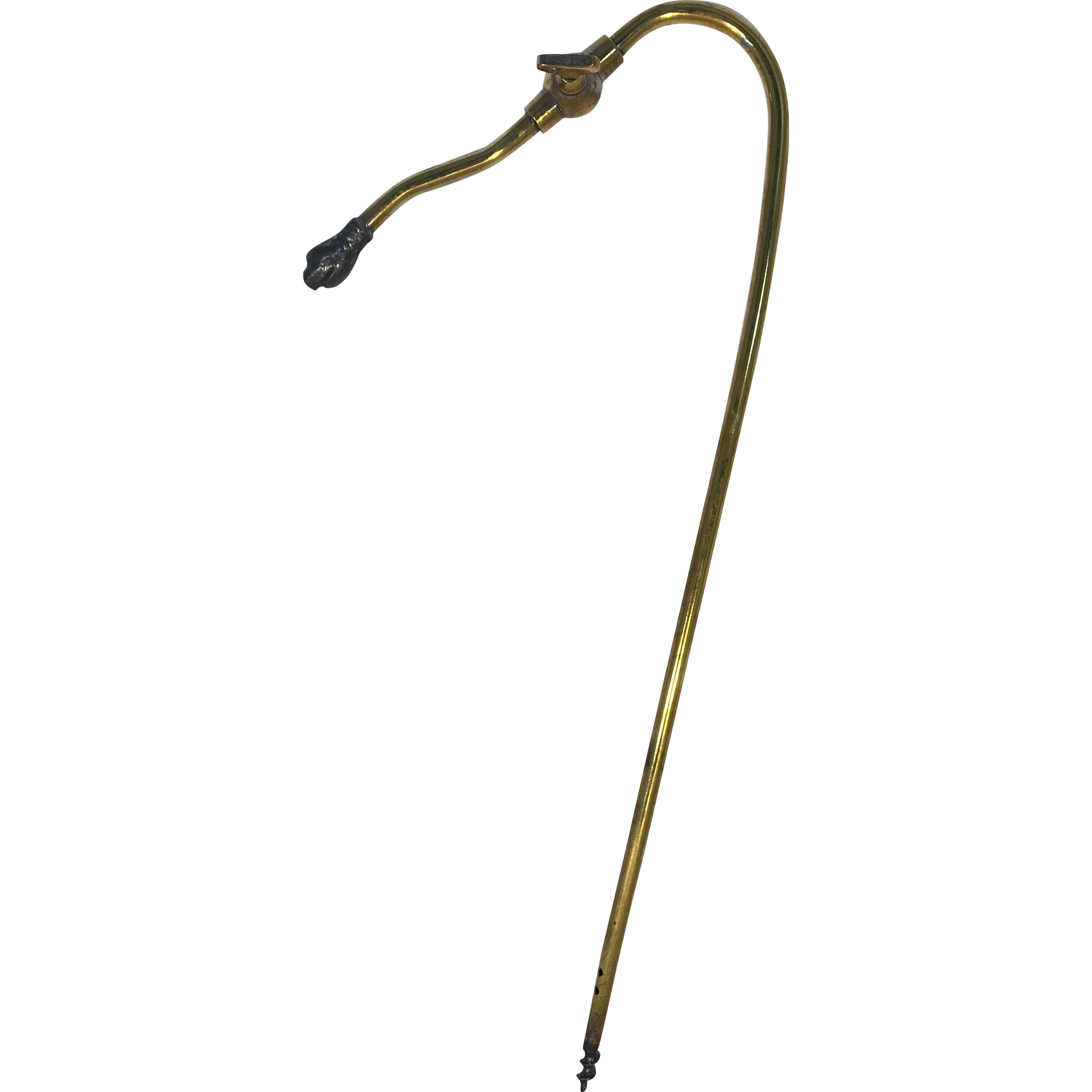 French Brass Champagne Tap