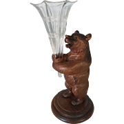 Black Forest Bear Epergne - Spiez