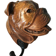Bull Dog Leash Hook