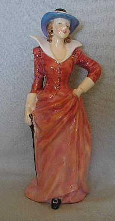 Royal Doulton Lady Figure - Marianne - Retired and Scarce