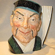 Royal Doulton Large Toby Mug - The MIKADO - D6501 - Retired
