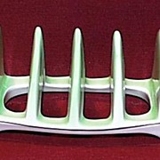 Royal Winton 5 Bar Green Toast Rack - Honey Lily