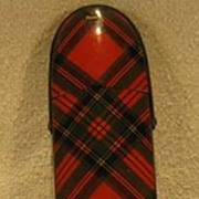 Tartan Ware Eye Glass Case - Stuart