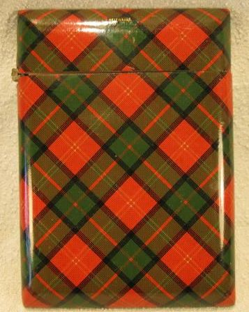 Tartan Ware Card Case - McIntosh
