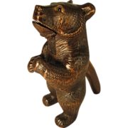 Black Forest Standing Bear Nutcracker