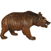 Black Forest Bear - c1890.