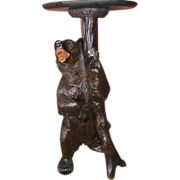 Black Forest Bear Table - c1890