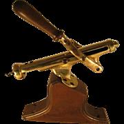 Mounted Brass Bar Screw