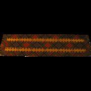 Tartan Cribbage Board - Albert Tartan