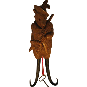 Black Forest Fox Whip Hook with Music Box
