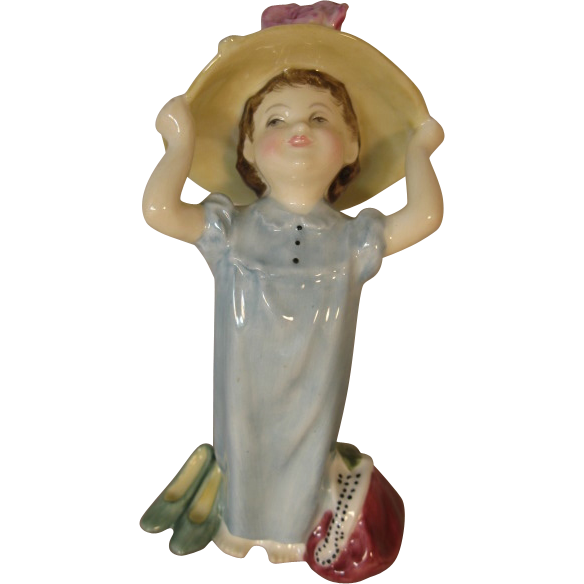 "Royal Doulton Figure - ""Make Believe"" - HN2225"