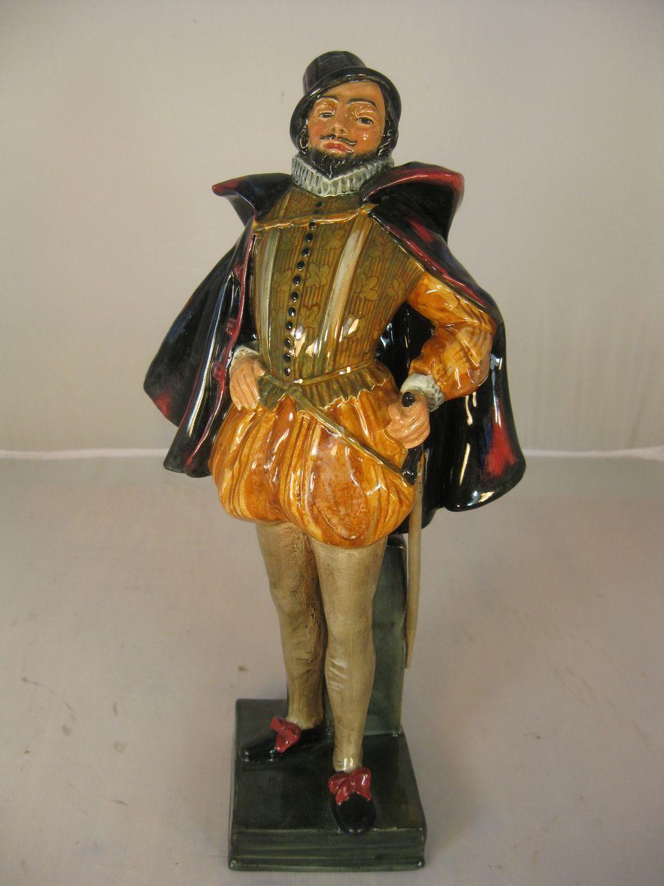 Royal Doulton Figures - Sir Walter Raleigh - HN1751
