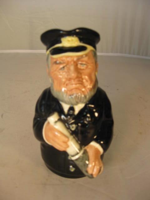 Royal Doulton Doultonville Collection - Cap't Salt, The Sea Captain - D6721