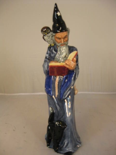 Royal Doulton Figure - The Wizard - HN2877