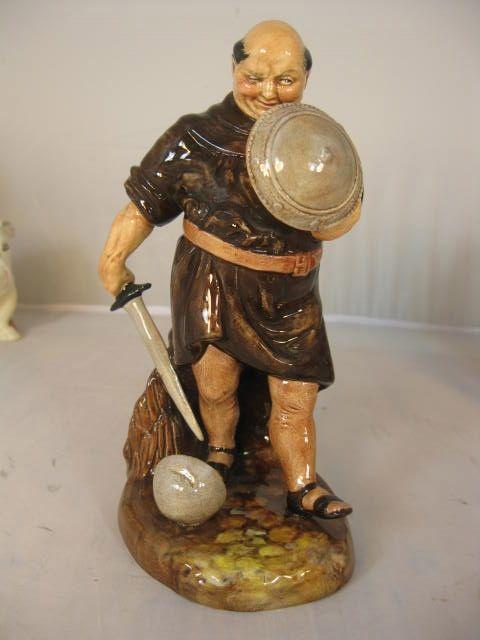 Royal Doulton Figure - Friar Tuck - HN 2143
