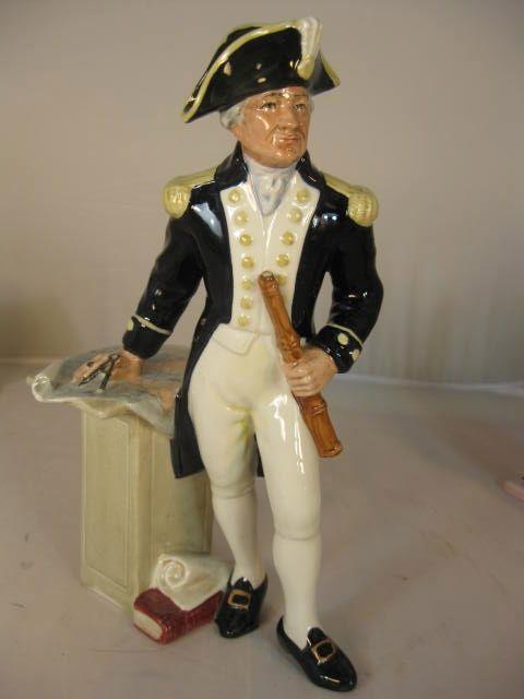 Royal Doulton Figure - The Captain - HN 2260.