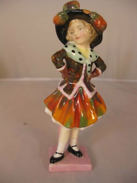 Royal Doulton Figure - Pearly Girl - HN 2036.