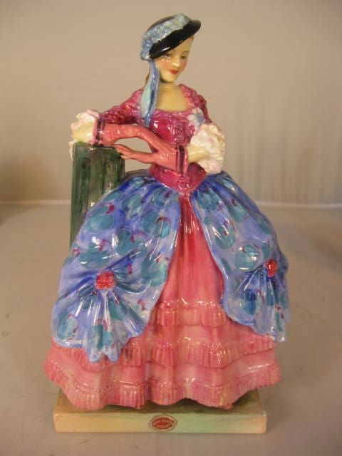 Royal Doulton Figurine - Kate Hardcastle - HN 1861