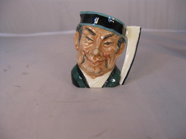 Royal Doulton Miniature Toby - The Mikado