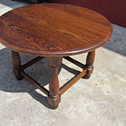 French Antique Coffee Table Round Coffeetable Antique Furniture