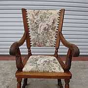 German Antique Chair Antique Armchair German Antique Furniture