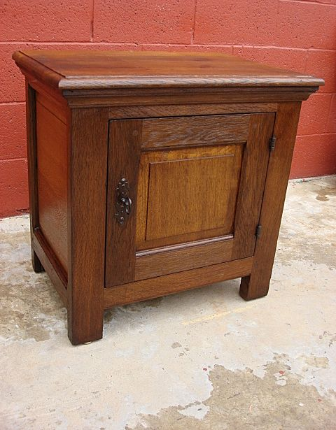 French Antique Rustic Cabinet Antique Side Table Antique Furniture ...