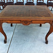 French Antique Dining Table French Antique Furniture