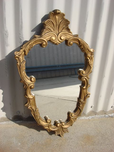 French Antique Wall Mirror Antique Pier Mirror SOLD | Ruby ...