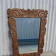 French Antique Wall Mirror Antique Pier Mirror