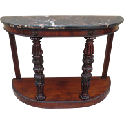 Antique Console Table Antique Sofa Table Antique Accent Table Antique Furniture