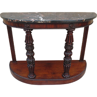 Antique Console Table Antique Sofa Table Antique Accent Table Antique Furniture