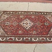 Antique Hand Made Persian Rug Oriental Carpet