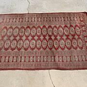 Antique Hand Made Persian Rug Oriental Carpet