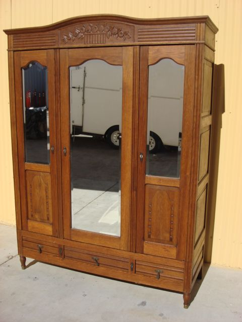 french antique armoire wardrobe antique bedroom furniture sold on ruby