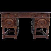 French Antique Desk Antique Executive Desk Antique Office Furniture