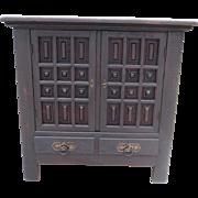 Spanish Antique Cabinet Spanish Antique Cupboard Spanish Antique Furniture