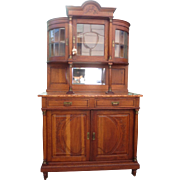 French Antique Hutch Antique Buffet Antique Server Antique Hutch Antique Furniture