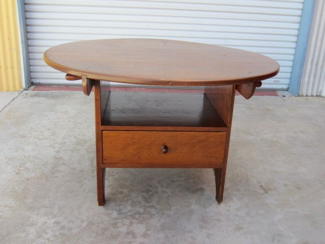American Antique Tilt Top Table Tavern Chair Bench Antique Furniture