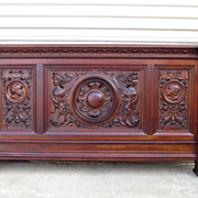 French Antique Carved Architectural Wood Panels Antique Building Materials