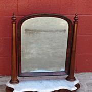 American Antique Dressing Mirror Shaving Mirror Cheval Mirror