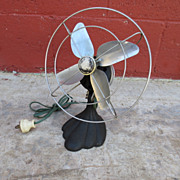 American Desk Fan Ashtabula Electric Products Co. Fan