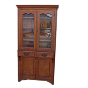 Antique Hutch Antique Cabinet Cupboard Antique Furniture