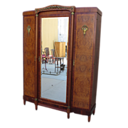 French Antique Armoire Wardrobe French Antique Furniture