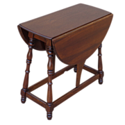 American Antique Table Drop Leaf Table Antique Furniture