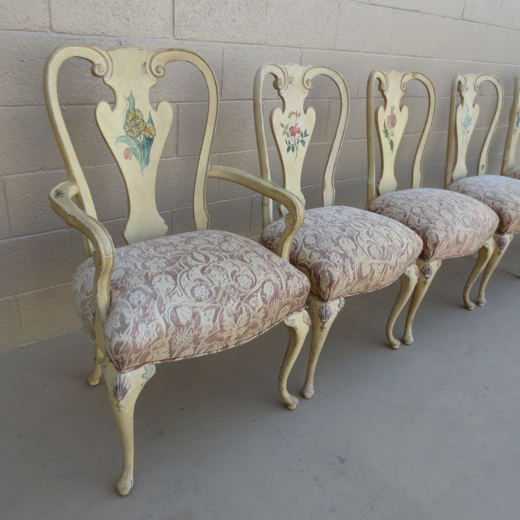 Shabby Chic Dining Chairs My Blog