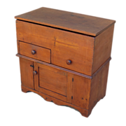 American Antique Chest Antique Trunk Antique Furniture